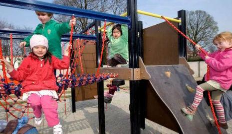 Norway kindergartens failing kids in key areas