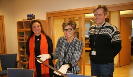 Hiker finds 1,200-yr-old Viking sword in Norway