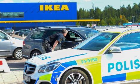 Eritrean facing trial over Sweden's Ikea killings