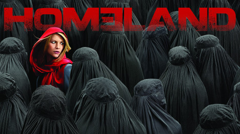 How well does Homeland get Germany?