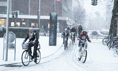 Danish winter: Wet and mild or extra cold?
