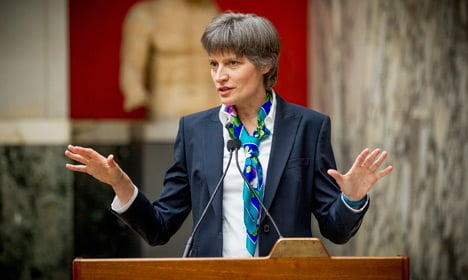 Ten things to know about Denmark's Lene Hau