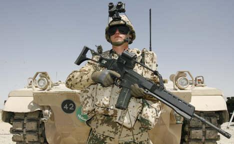 German army set for dangerous Mali mission