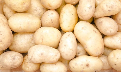 Dane jailed for killing his brother with potatoes