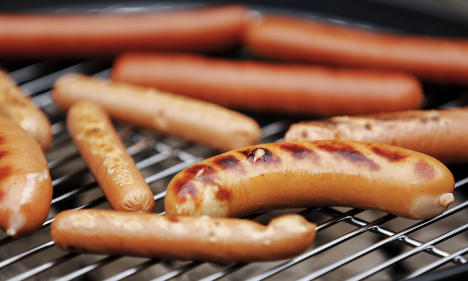Swedish hot dog meat could cause cancer