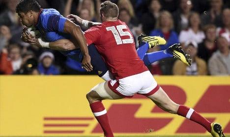 France beat Canada to set up Ireland clash