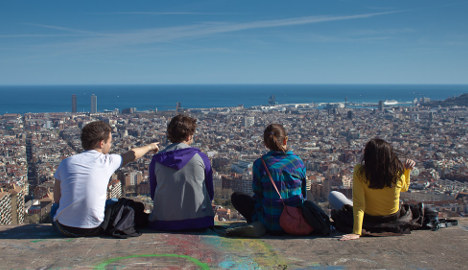Barcelona ranked among top ten most reputable cities in the world