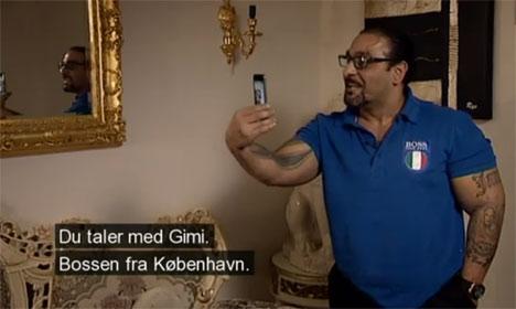 'Gypsy boss' avoids expulsion from Denmark