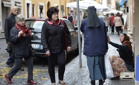 Roma evictions triple in Italian capital