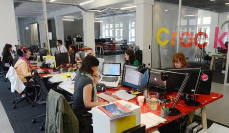 Berlin and Munich in top ten EU cities for startups