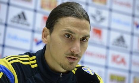 Swedish striker confirms talks of Zlatan-the-movie