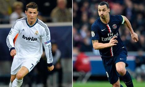 Can Zlatan's PSG conquer Ronaldo's Real?