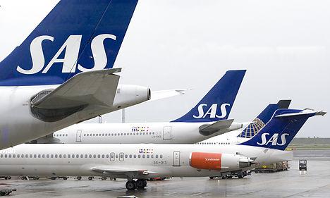 SAS to drop three Copenhagen routes