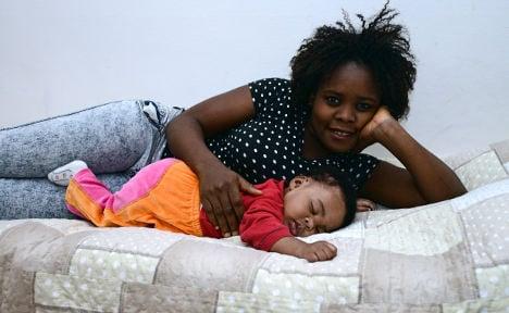 'Princess of migrants' becomes symbol of hope