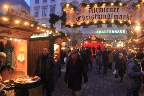 Nine of the best Vienna Christmas markets