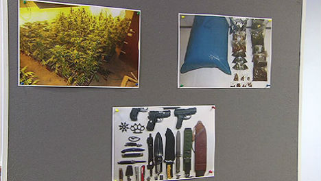 Police victory against Burgenland drug ring