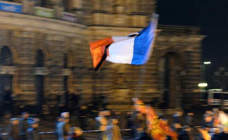 Far-right Pegida blames Paris attacks on migrants