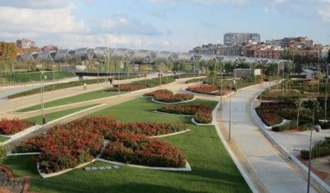Madrid park awarded prestigious Harvard prize for best urban design