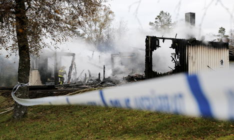 Swedish mobile app tries to put out asylum fires