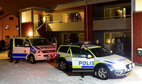 Man hunted by Danish police seized in Sweden