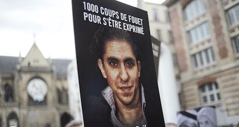 Pardon hopes rise for jailed Saudi blogger