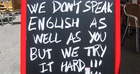 Nine sure-fire ways for Spaniards to improve their English skills