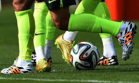 French thieves steal Portuguese team's boots