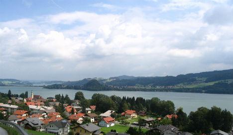 Austria's first 'organic village' wins award
