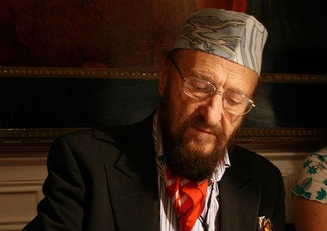 Austrian painter Ernst Fuchs dies aged 85