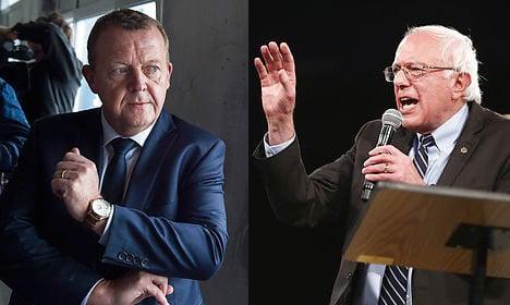 Danish PM in US: Denmark is not socialist