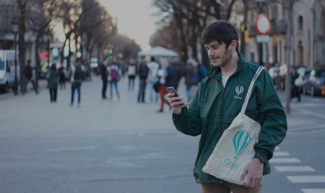 A Spanish startup delivery service is changing the way people shop