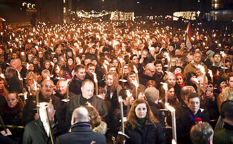 20,000 Copenhageners hold vigil for Paris