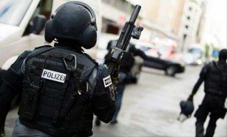 Two men arrested in Berlin police terror raids