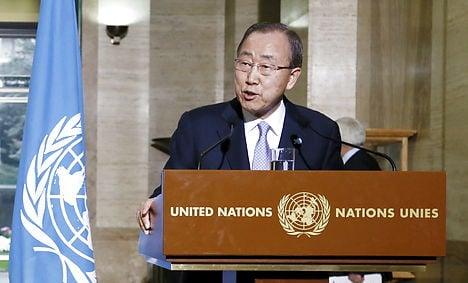 UN alarmed by Denmark development aid cuts