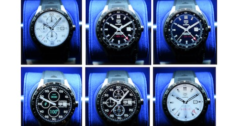 Swiss watch brand unveils new smartwatch