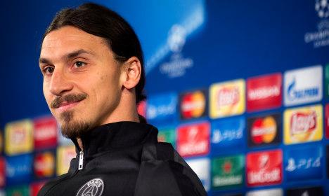 Zlatan eyes hero's welcome to Malmö