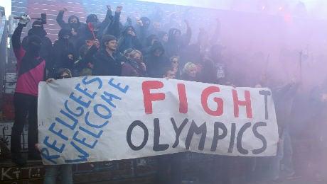 Final days of Hamburg Olympic vote battle