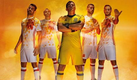 England fans mock Spain's 'paella vomit' strip ahead of Alicante clash