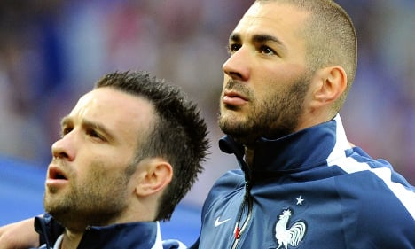Benzema charged over sex tape blackmail plot