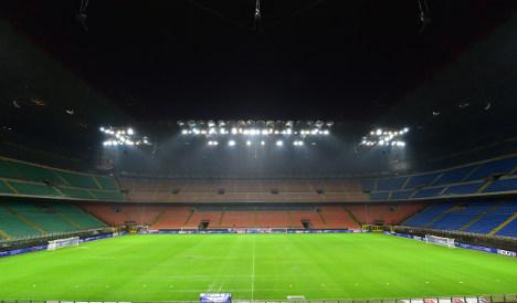 Swiss football fan 'lost' in Milan for ten years