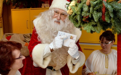 Santa's post office opens its doors for 2015