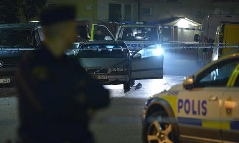 Stockholm worst Nordic capital for gun crime