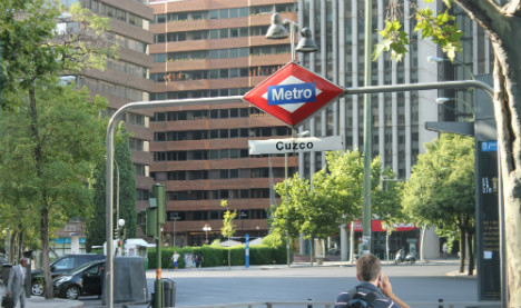 False alarm: Suspicious bag sparks terror alert near Madrid stadium