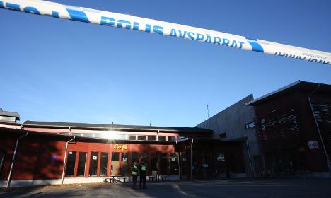 Swedish school killer 'was wearing make-up'