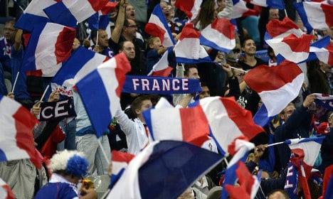 Solidarité: England fans to sing Marseillaise