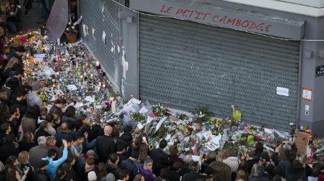 German architect among dead at Paris restaurant