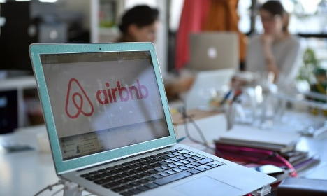 France world's second biggest Airbnb market