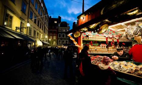 Nine of the merriest Swedish Christmas fairs