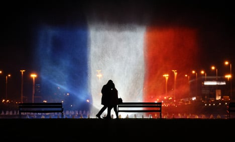 IN PICS: 11 tributes to Paris worldwide