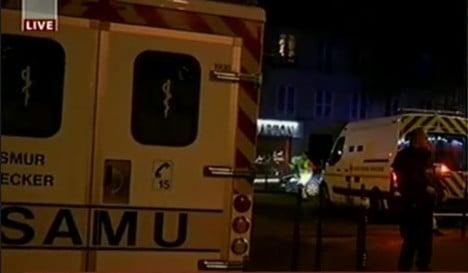 IN PICS: Shock, horror as Paris attacks unfold